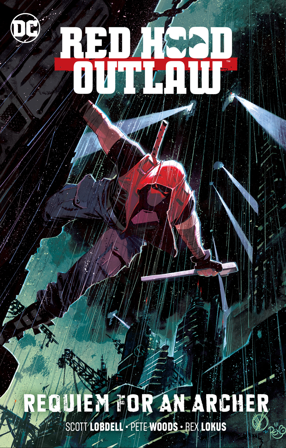 Red Hood Outlaw Volume 1: Requiem for an Archer TP