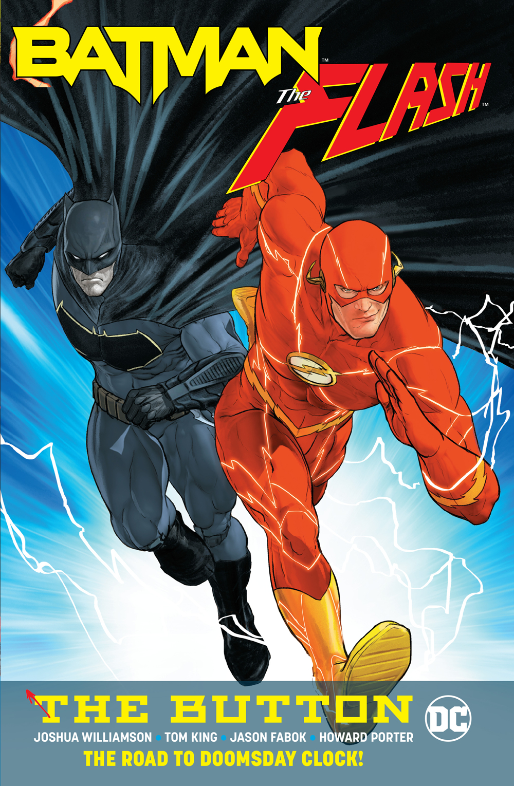 Batman and The Flash: The Button TP