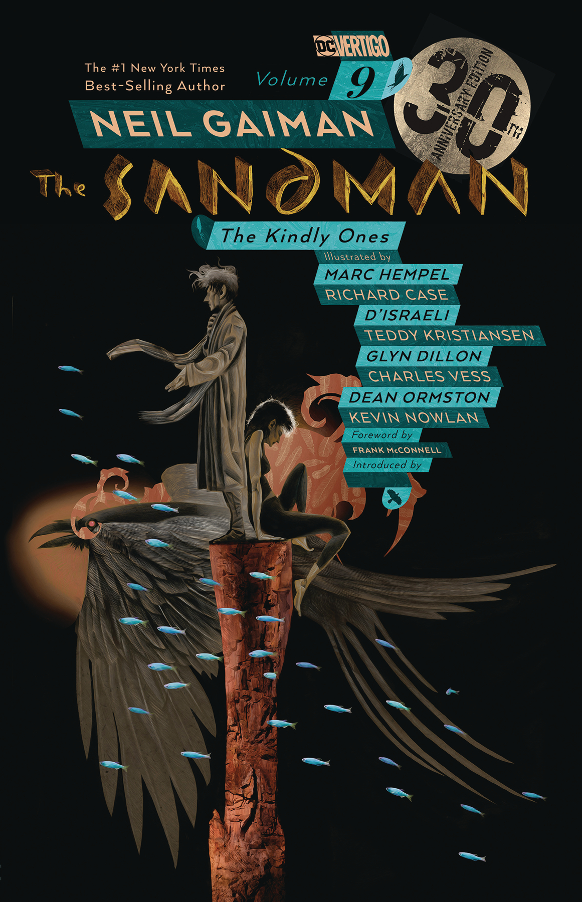 The Sandman: Volume 9: The Kindly One TP