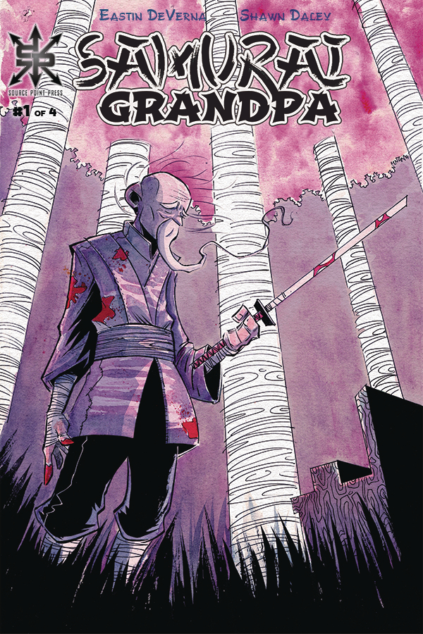 Samurai Grandpa no. 1 (2019 Series)