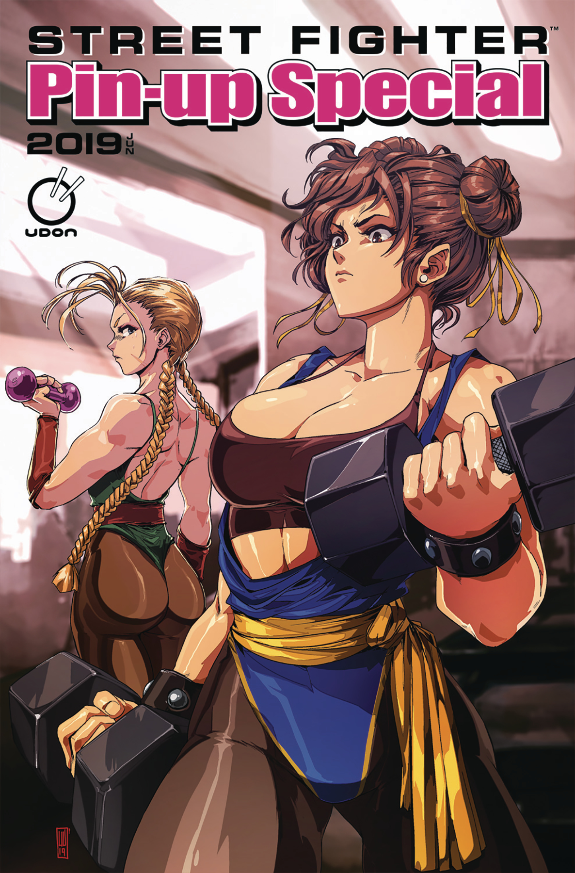 Street Fighter 2019 Pin-Up Special no. 1 (2019)