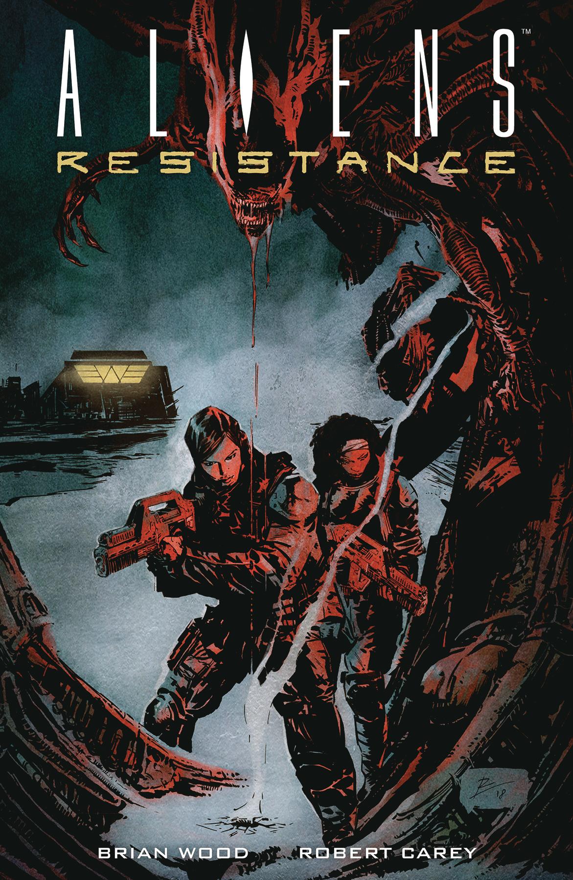 Aliens: Resistance TP