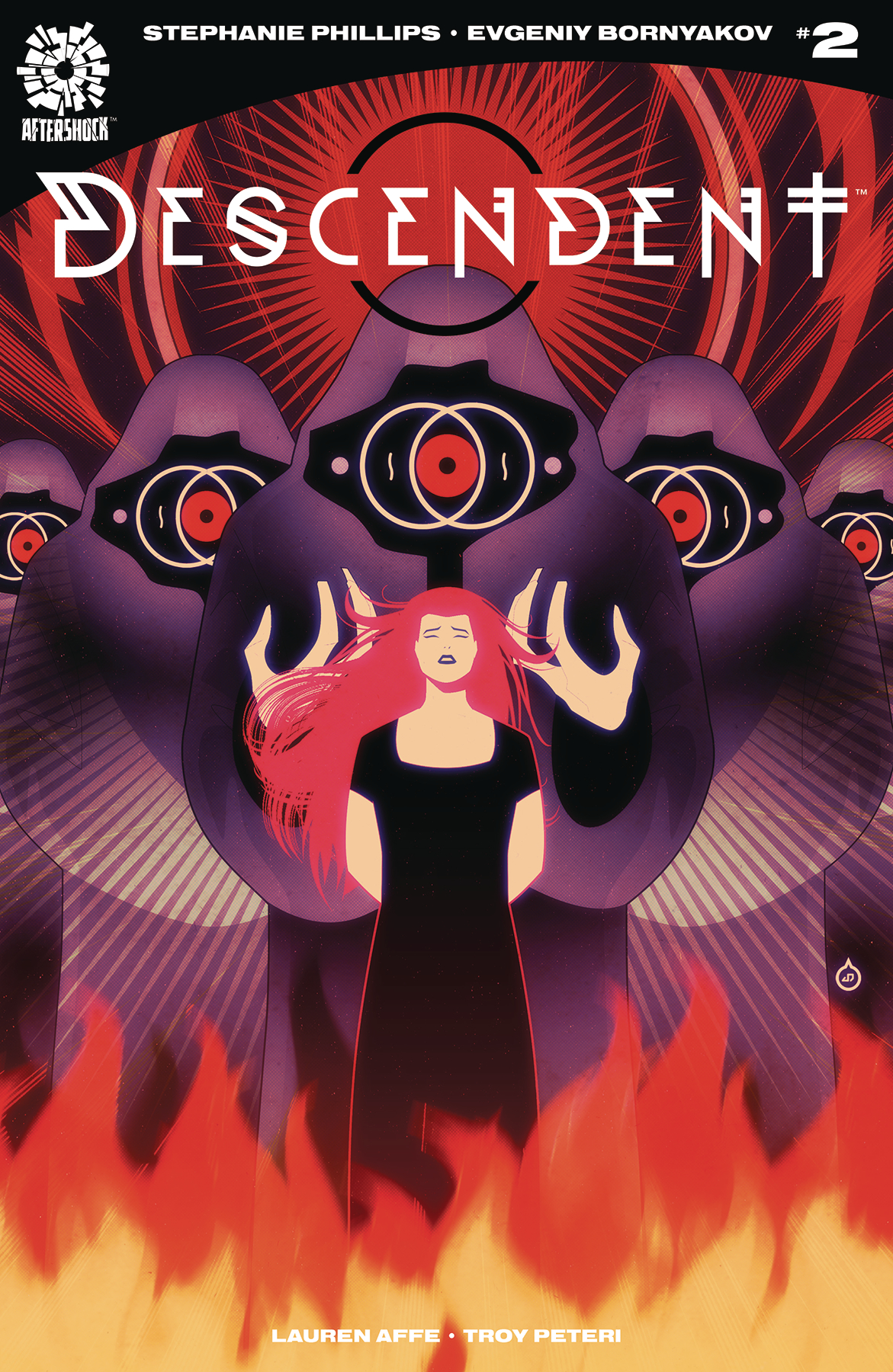 Descendent no. 2 (2019 Series)
