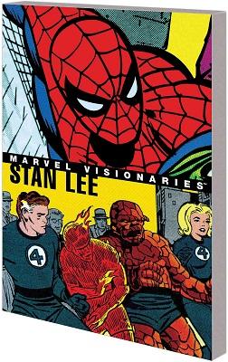 Marvel Visionaries: Stan Lee TP