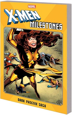 X-Men Milestones: Dark Phoenix Saga TP