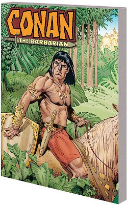 Conan: Jewels of Gwahlur and Other Stories TP
