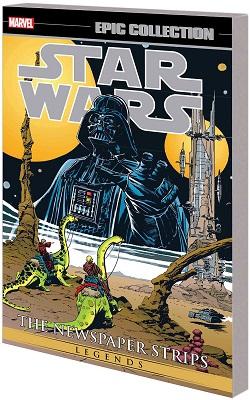 Star Wars Legends: Epic Collection Volume 2: Newspaper Strips TP