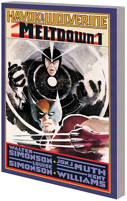 Havok and Wolverine: Meltdown TP