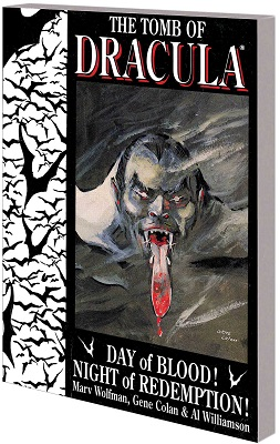 Tomb of Dracula: Day of Blood Night of Redemption TP