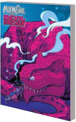 Moon Girl And Devil Dinosaur: Volume 7: Bad Dream TP