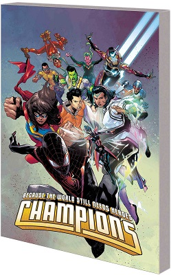 Champions Volume 1: Beat the Devil TP