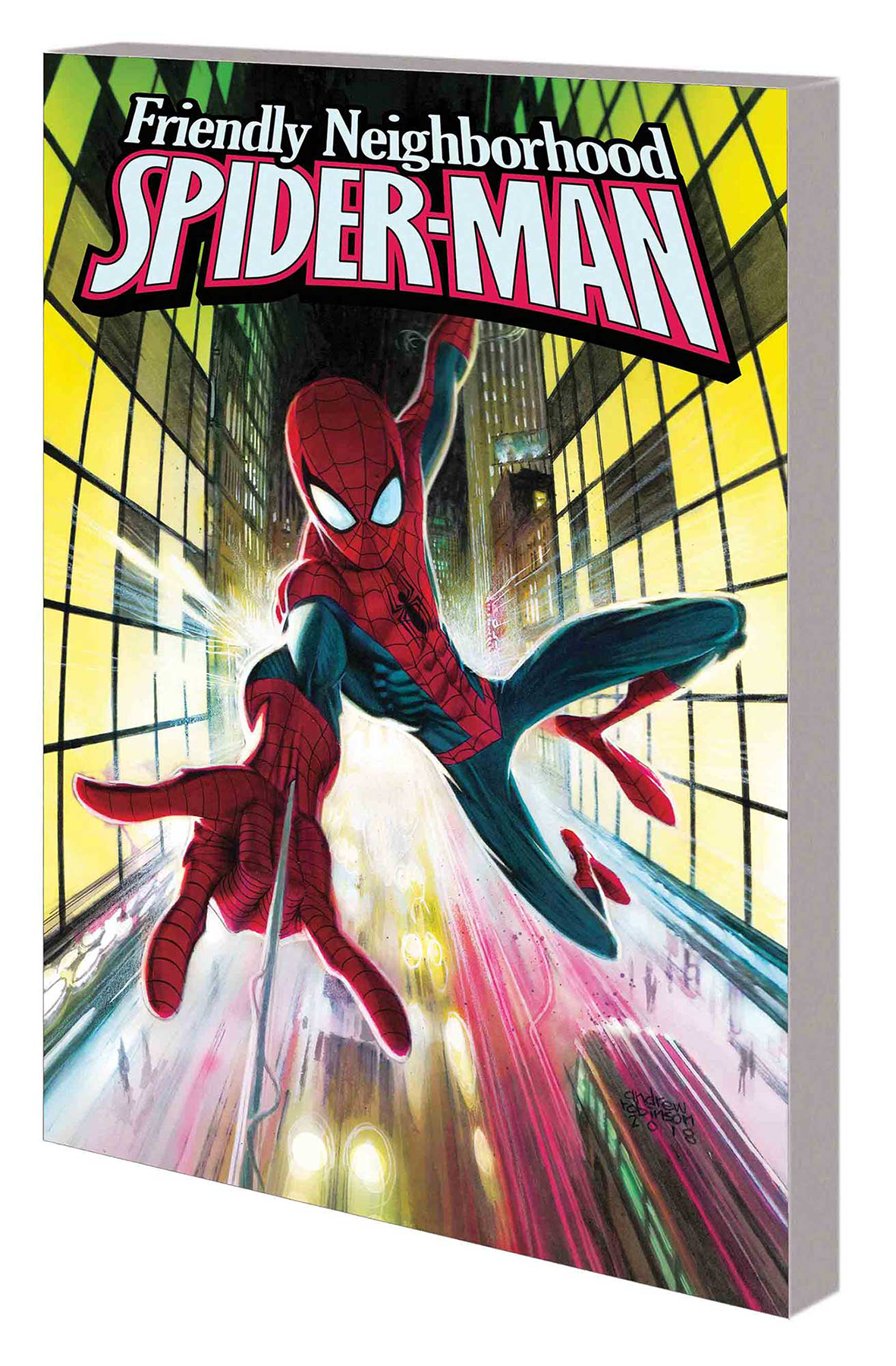 Friendly Neighborhood Spider-Man Volume 1: Secrets and Rumors TP