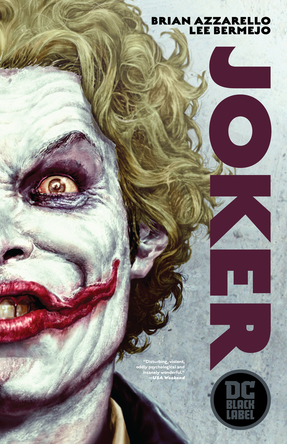 Joker: Black Label TP