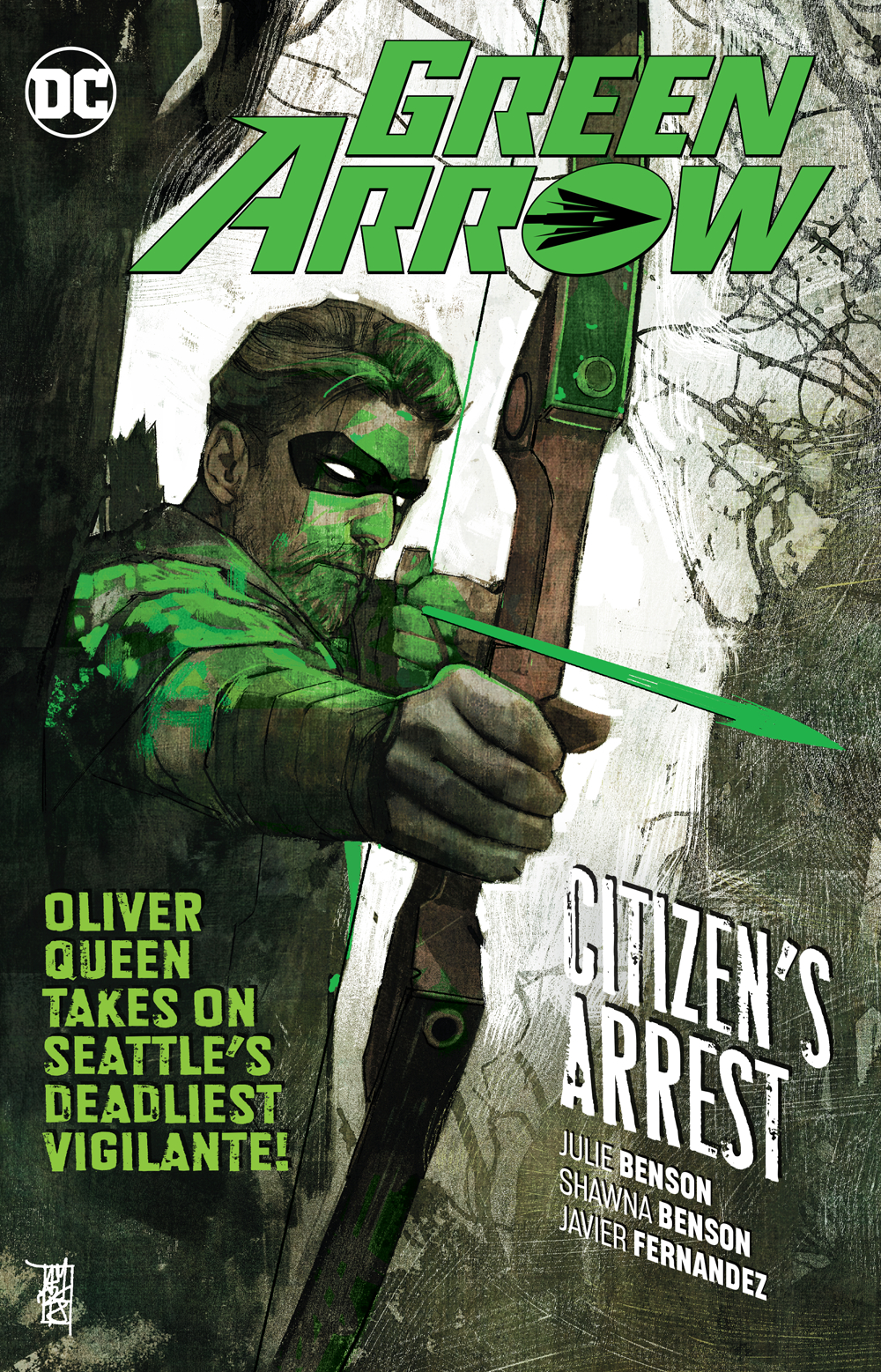 Green Arrow: Volume 7: Citizens Arrest TP
