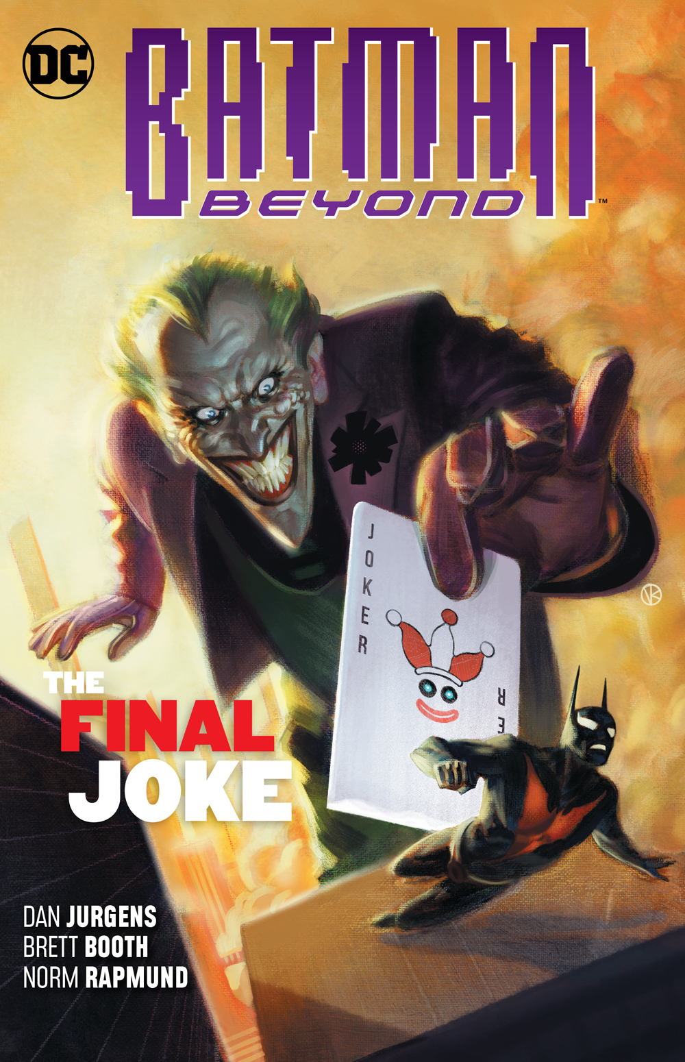 Batman Beyond: Volume 5: The Final Joke TP