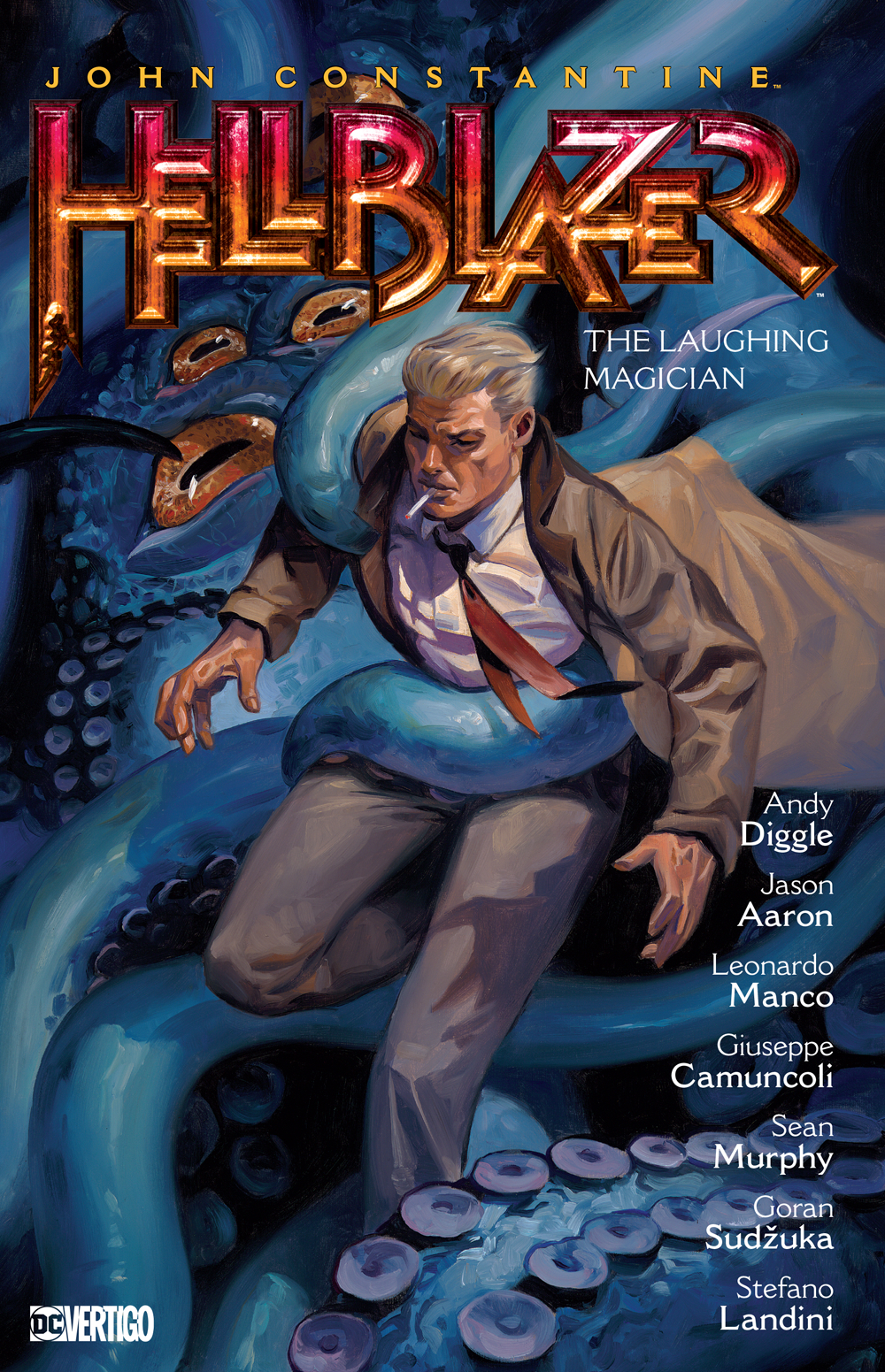 Hellblazer: Volume 21: The Laughing Magician TP (MR)