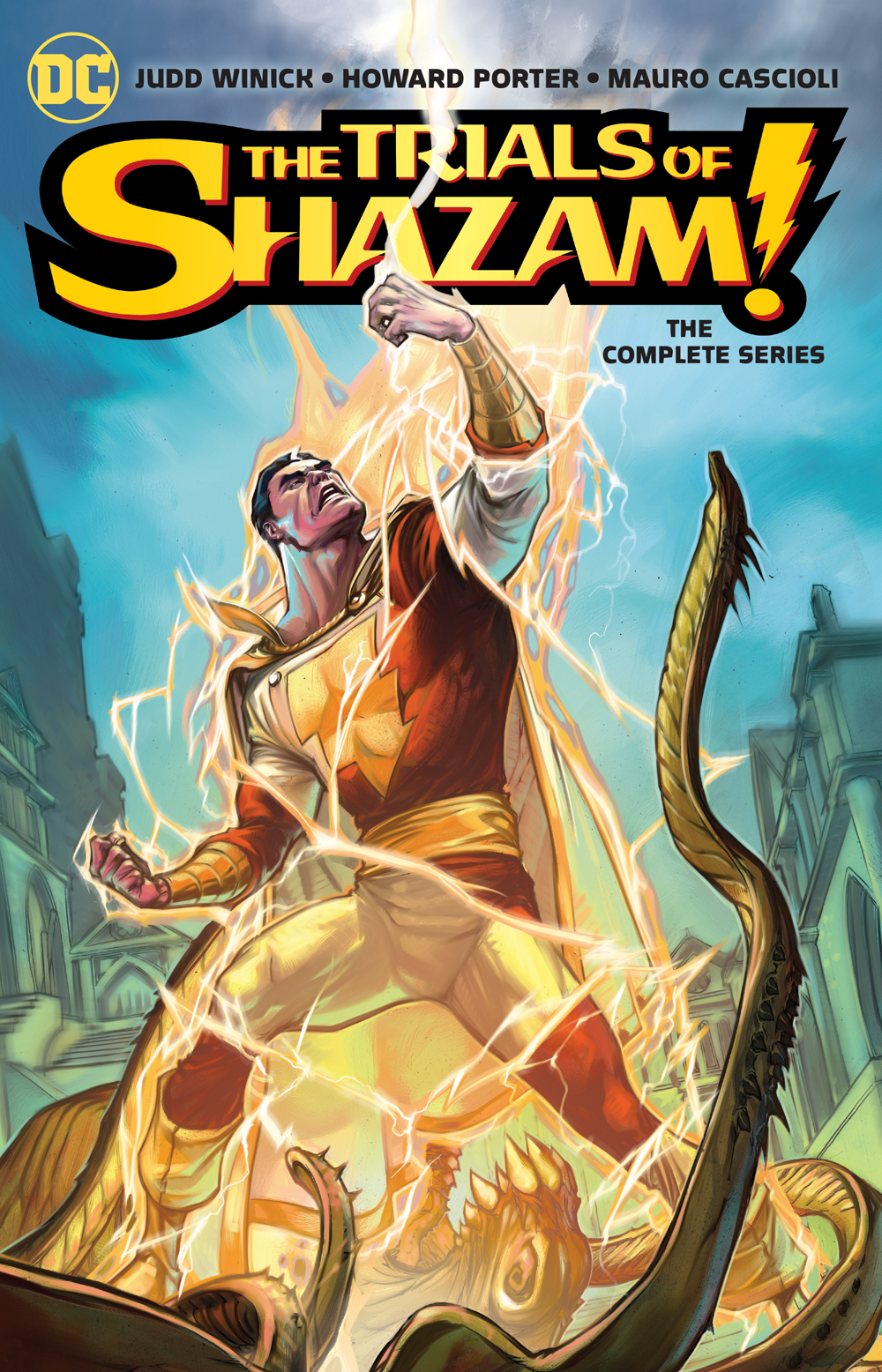 Trials of Shazam: The Complete Series TP