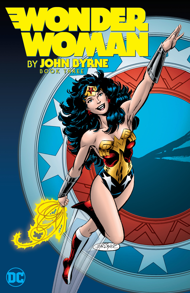 Wonder Woman by John Byrne: Volume 3 HC