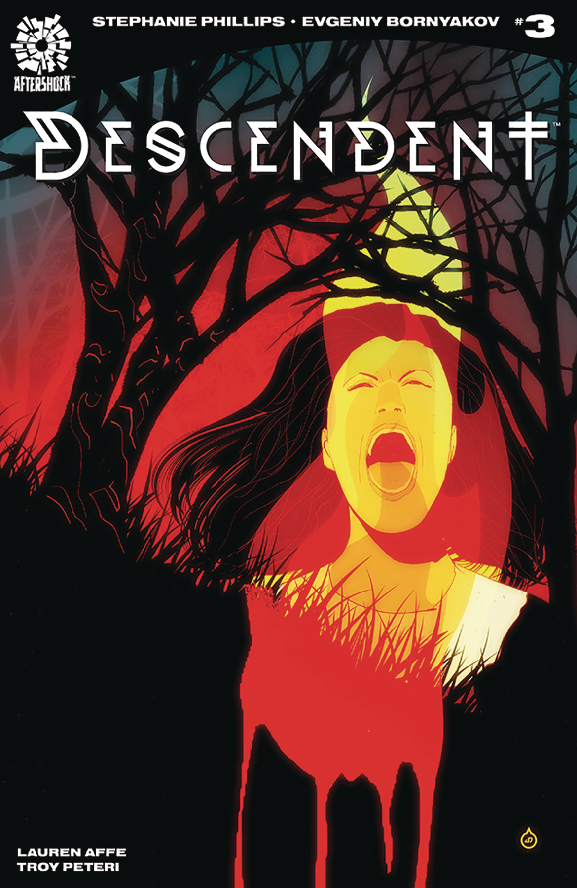 Descendent no. 3 (2019 Series)