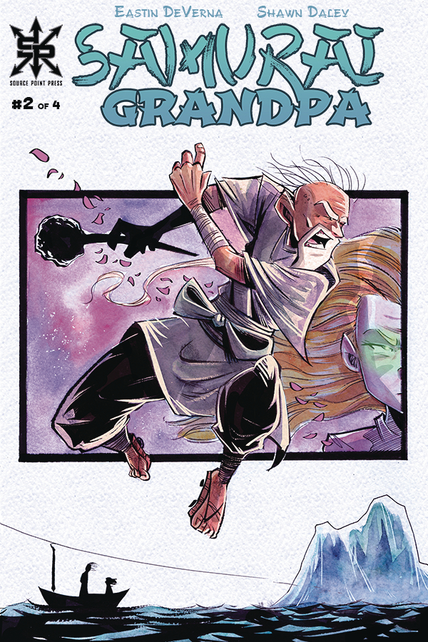 Samurai Grandpa no. 2 (2019 Series)