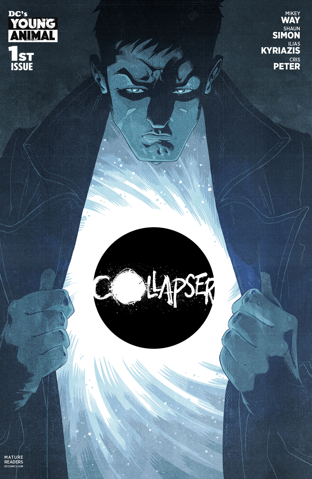 Collapser no. 1 (1 of 6) (2019 Series) (MR)