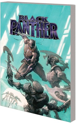 Black Panther Volume 6: The Intergalactic Empire of Wakanda Part 2 TP