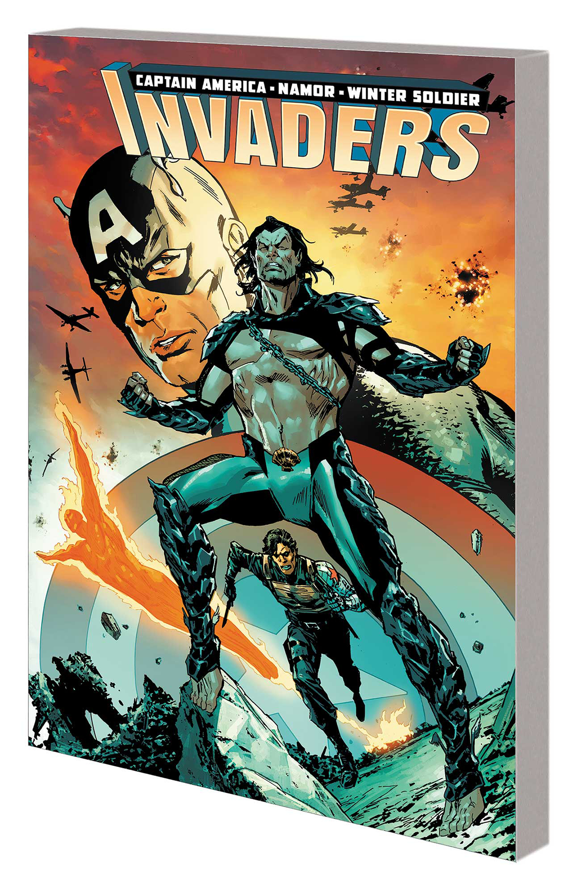 Invaders Volume 1: War Ghosts TP