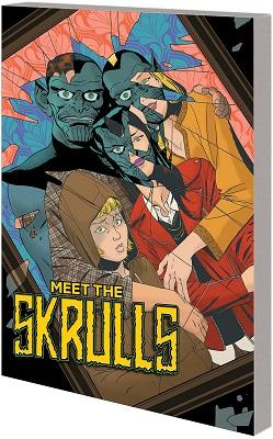 Meet the Skrulls TP