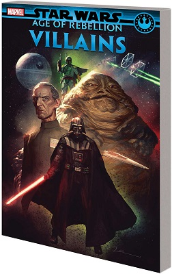 Star Wars: Age of Rebellion: Villains TP