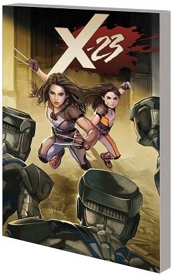 X-23 Volume 2: X-Assassin TP