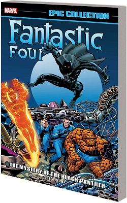 Fantastic Four Epic Collection: Mystery of the Black Panther TP