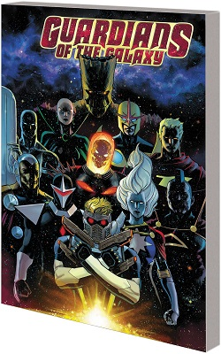 Guardians of the Galaxy Volume 1: Final Gauntlet TP