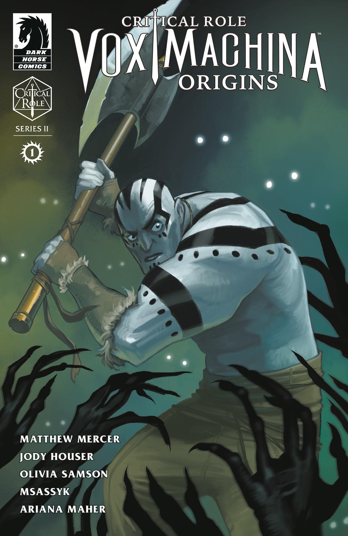 Critical Role: Vox Machina Origins II no. 1 (1 of 6) (2019 Series)