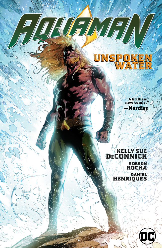 Aquaman Volume 1: Unspoken Water HC