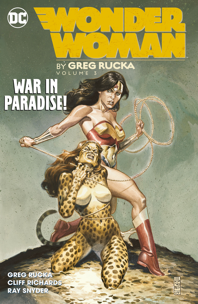 Wonder Woman: Volume 3 TP (Rucka)