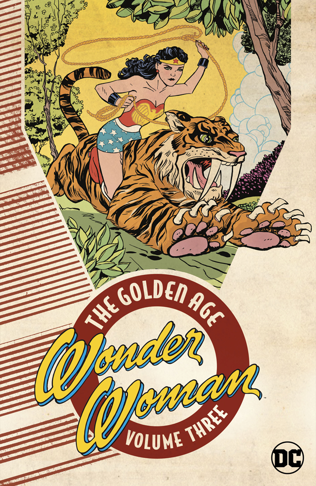 Wonder Woman: The Golden Age: Volume 3 TP