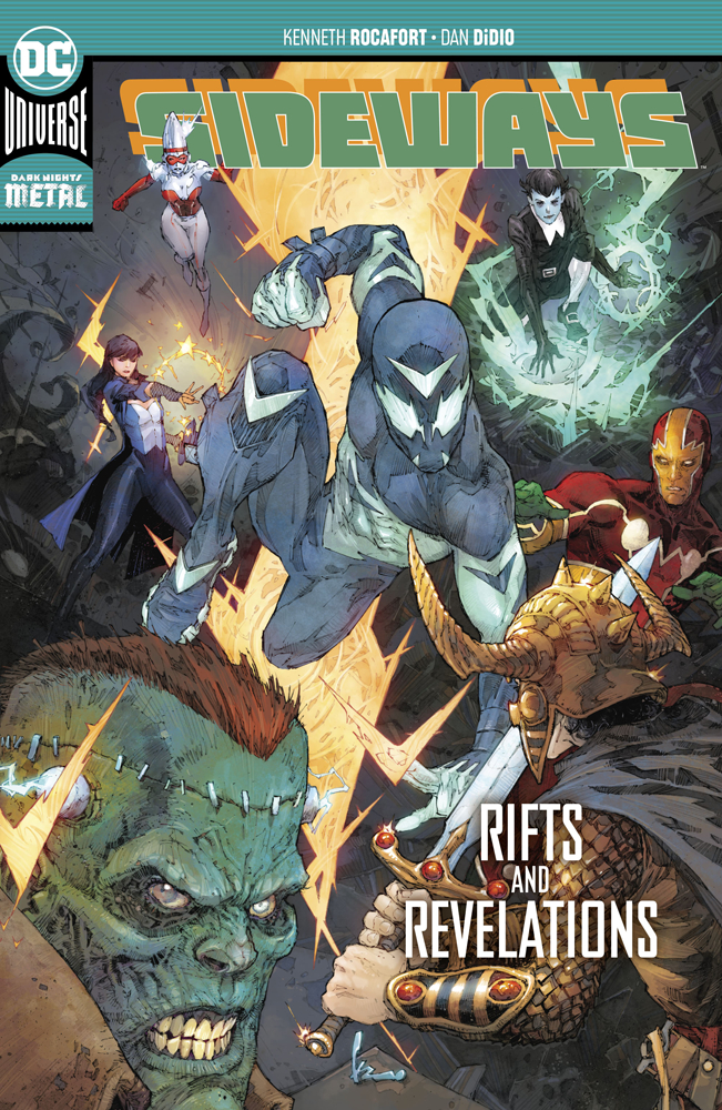 Sideways Volume 2: Rifts and Revelations TP