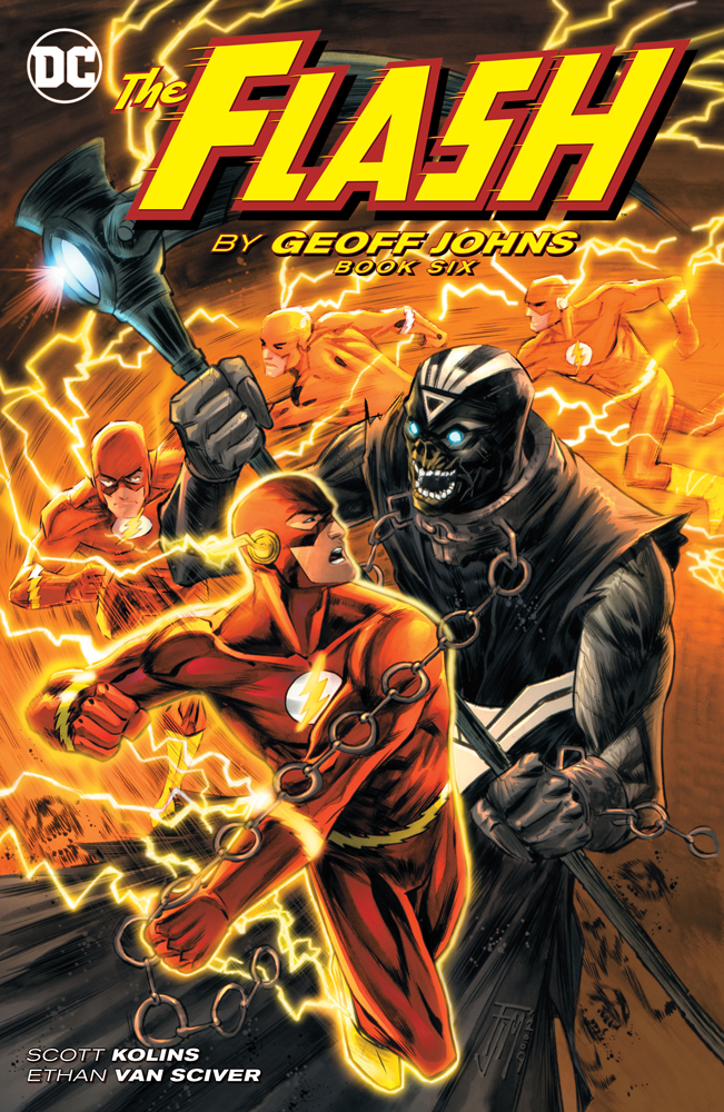 The Flash by Geoff Johns: Volume 6 TP