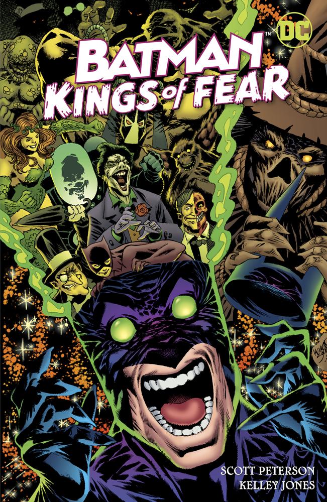 Batman: Kings of Fear HC