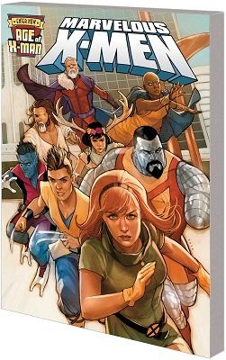 Age of X-Man: Marvelous X-Men TP