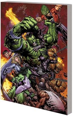 Hulk: World War Hulk TP (New Printing)