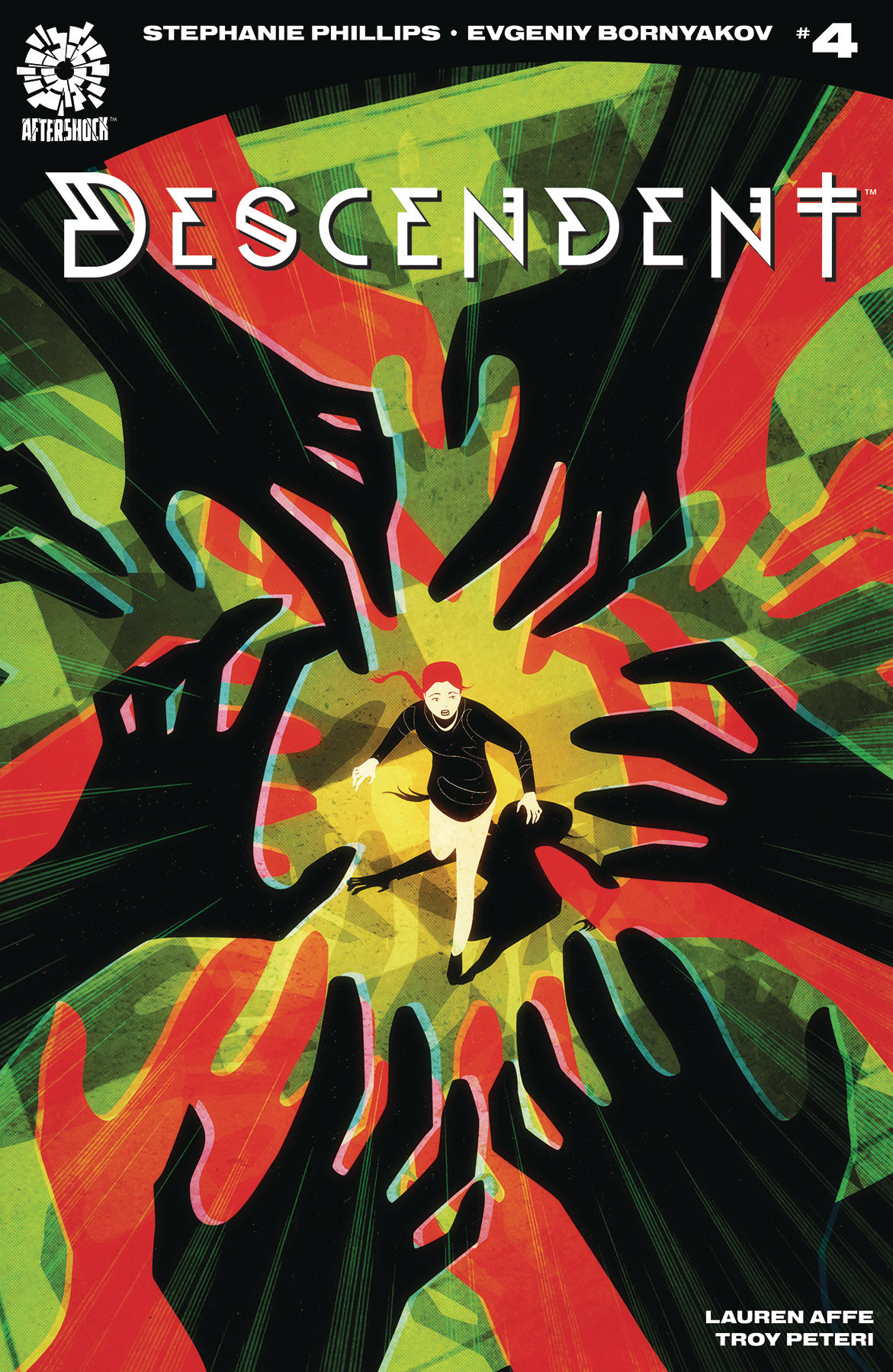 Descendent no. 4 (2019 Series)