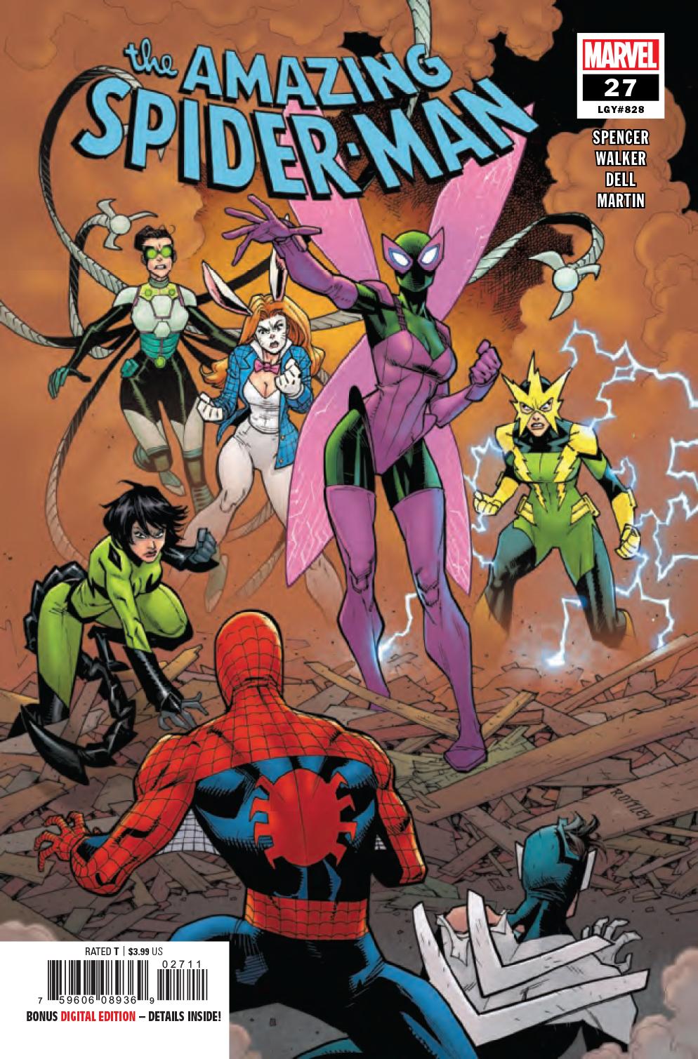 Amazing Spider-Man no. 27 (2018 Series)