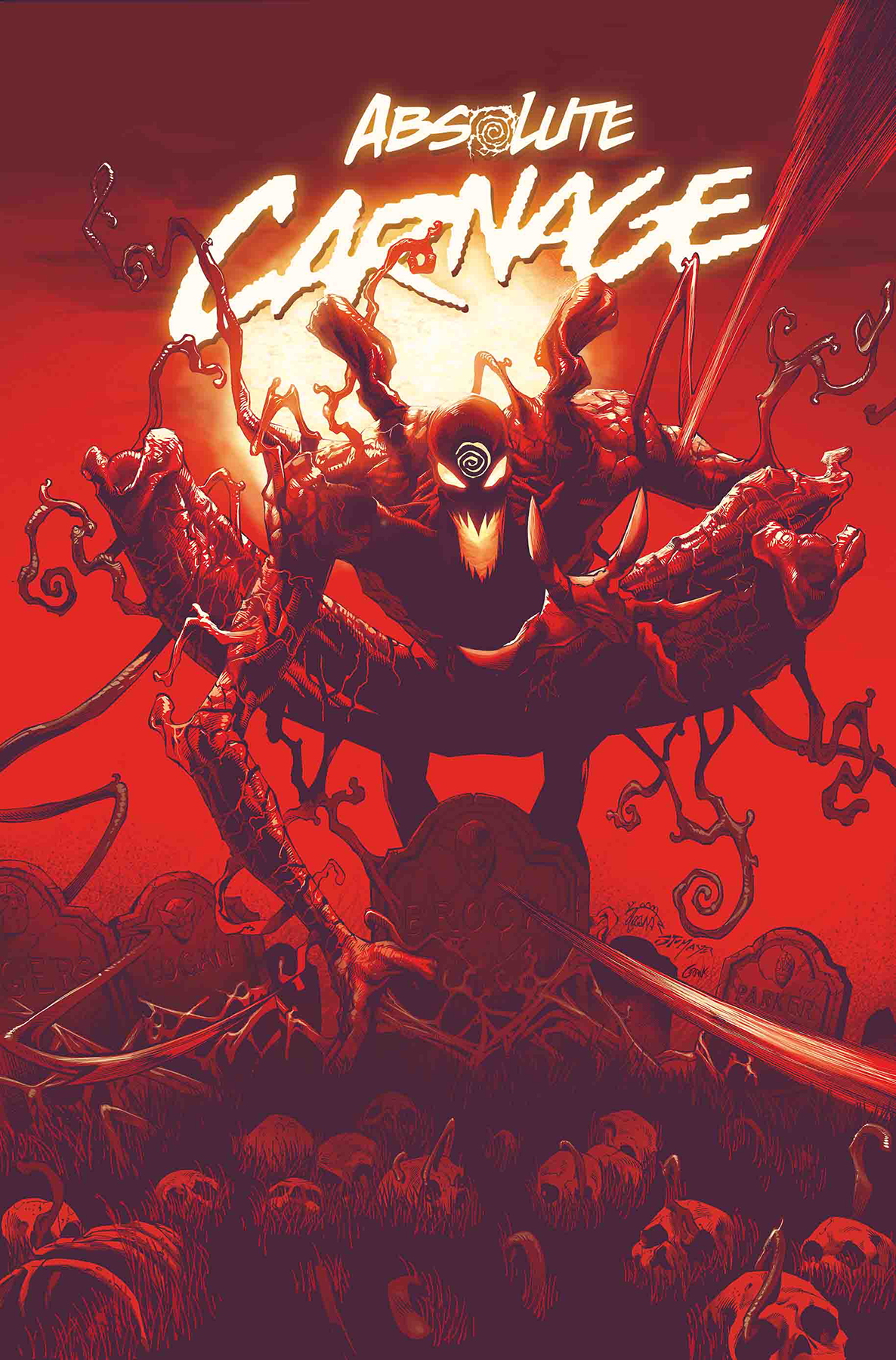 Absolute Carnage no. 1 (1 of 4) (2019 Series)