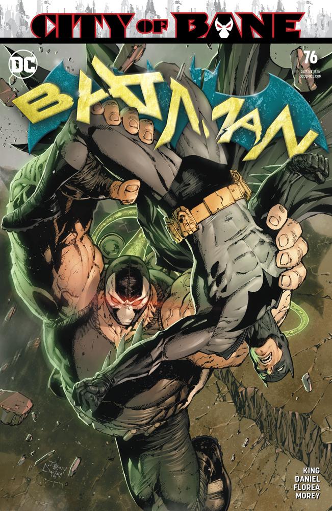 Batman no. 76 (2016 Series)