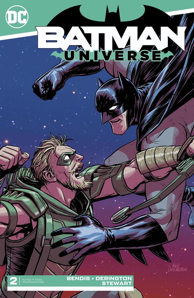 Batman Universe no. 2 (2 of 6) (2019 Series)
