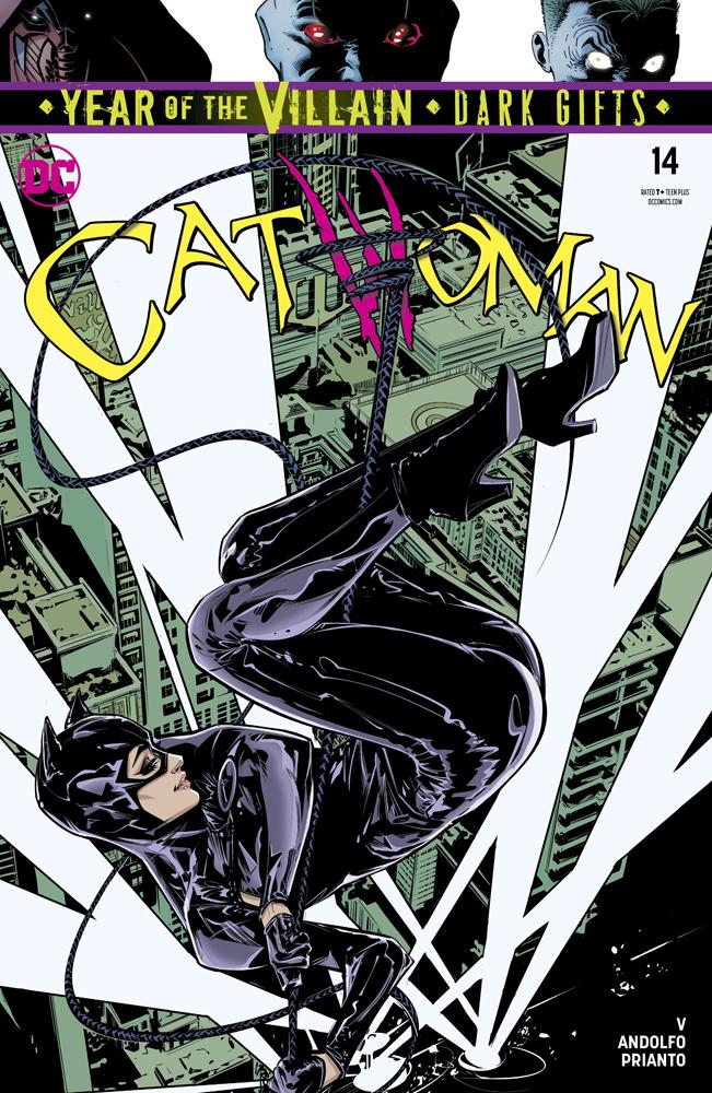 Catwoman no. 14 (2018 Series)