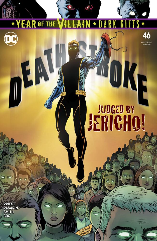 Deathstroke no. 46 (2016 Series)