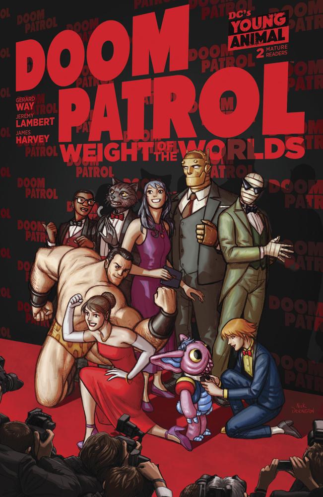 Doom Patrol: Weight of the Worlds no. 2 (2019 Series)