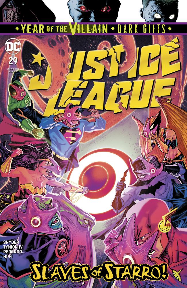 Justice League no. 29 (2018 Series)